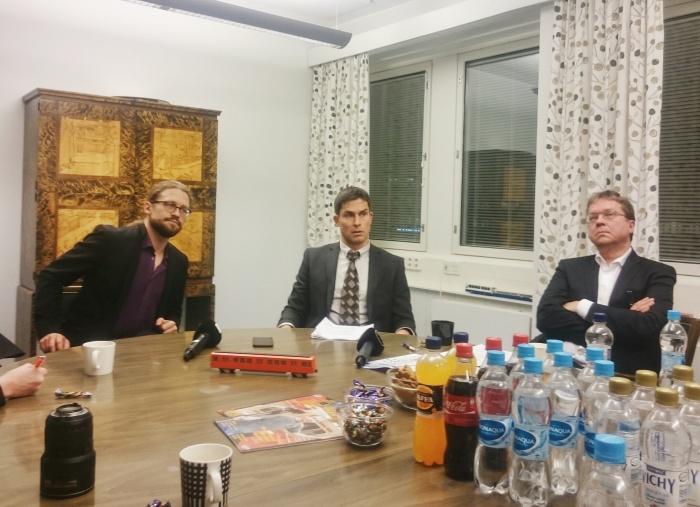 Otso Kivekäs, Ville Lehmuskoski ja Pekka Sauri kertovat, että automaattimetroprojektissa käytännössä juuri mikään ei ole onnistunut.